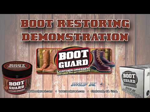 Restoring Boots Demonstration with Boot Guard®