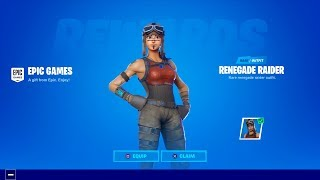 HOW TO GET RENEGADE RAIDER IN FORTNITE!