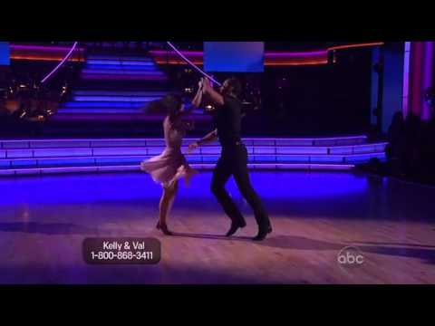Kelly Monaco and Val Chmerkovskiy - Supersize Freestyle