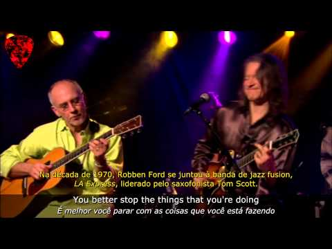 Robben Ford & Larry Carlton I Put A Spell On You Screamin' Jay Hawkins Songbook