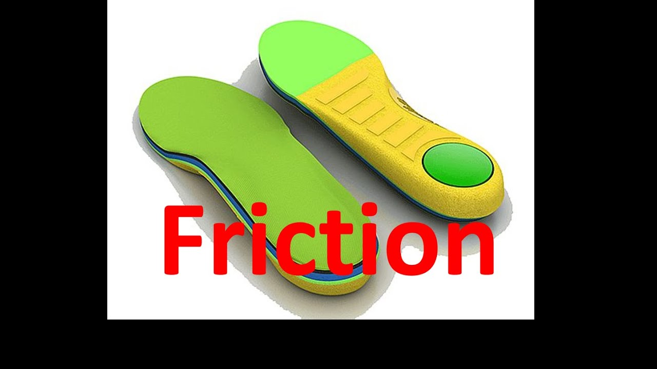 Friction Lesson for Kids - Physics - YouTube [ 720 x 1280 Pixel ]