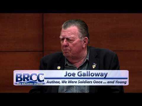 Blue Ridge Bookfest 2015: Joe Galloway