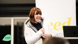 Seed Waikato presents 'The road to remarkable' with special guest Brianne West