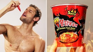 Hot Chef Reviews Hot Foods