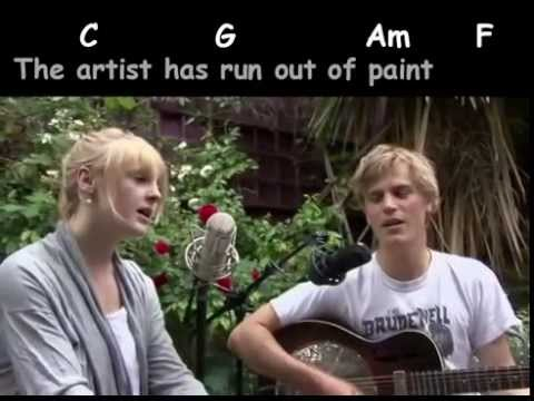 Johnny Flynn and Laura Marling - The Water (Chords & Lyrics)