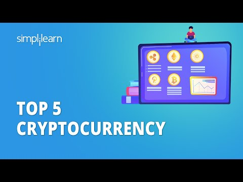 Top 5 Cryptocurrency   Cryptocurrency 2021   List Of Cryptocurrency