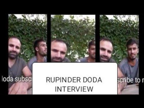 Rupinder doda interview Europe