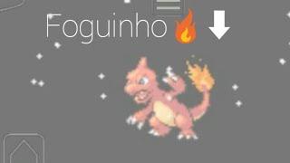 O incrível começo nova serie pokemon fire red a saga do Foguinho