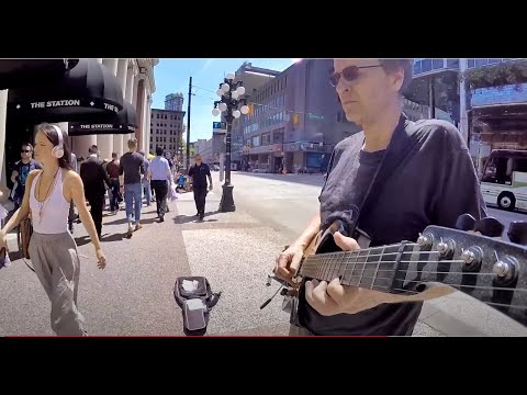 Tunnel of love - Mark Knopfler's brother, Shemp, forced to busk for food