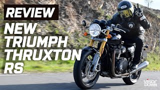 Triumph Thruxton RS Review | Visordown.com