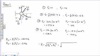 ***FE Exam Review: Statics/Dynamics (2018.09.19)
