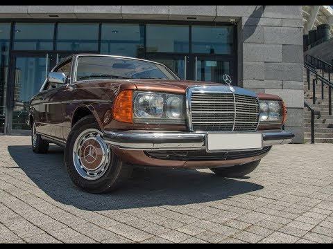 Mercedes Benz W123 Coupe Rebuild and Restoration Project