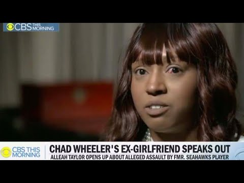 Alleah Taylor First Interview After Beaten Nearly To Death By Chad Wheeler