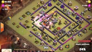 Clash of clans village gdc hdv 10