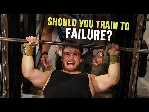 When Should You Train To Failure? | Showing You Our New Home in Canada