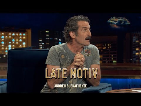 LATE MOTIV - Luis Zahera. Le va bien de desagradable | #LateMotiv593