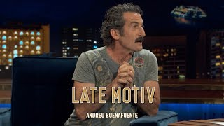 LATE MOTIV - Luis Zahera. Le va bien de desagradable | #LateMotiv593