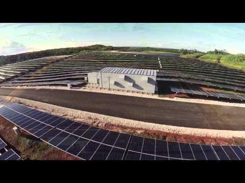 DanDan Solar Facility Video