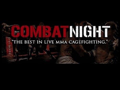 Combat Night 45 - Fernando Tovar vs Christian Jacobs