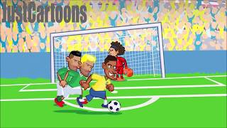🏆Brazil v Mexico  ⚽ World Cup highlights 🏆