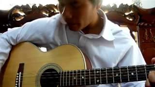 Nguyện Chúa Nắm Tay con!!!! (guitar solo)!!!!!!