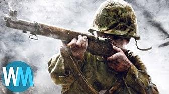TOP 10 Zweiter Weltkrieg-Spiele