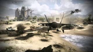 Battlefield 3: Трейлер карты Gulf of Oman