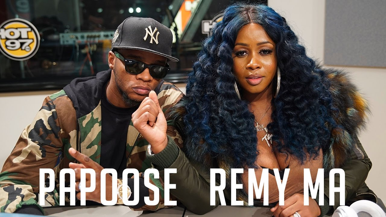 Remy Ma & Papoose - Funkmaster Flex Freestyle On Hot 97