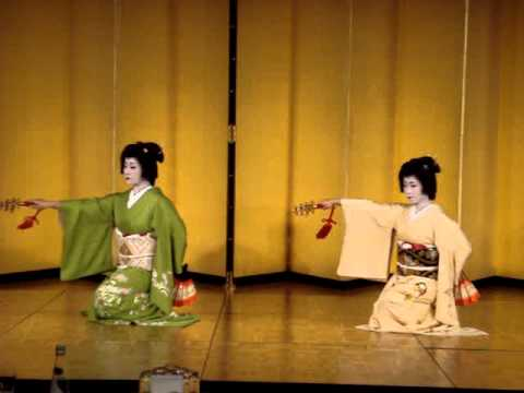 Classical Japanese Dance