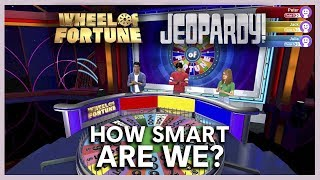 America's Greatest Game Shows: Wheel of Fortune & Jeopardy! Livestream | Ubisoft [NA]