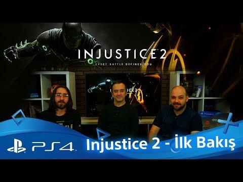 Injustice 2 - İlk Bakış