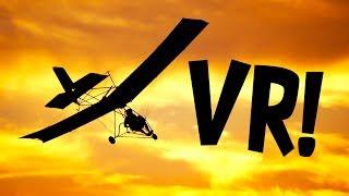 VR Ultralight Airplane! - Ultrawings Gameplay - VR HTC Vive