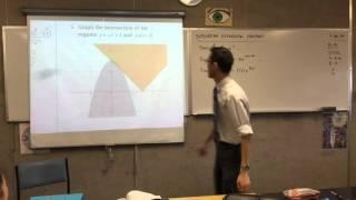 Mathematics Extension I (Term 1 Week 2 Quiz Walkthrough)