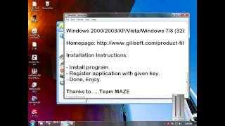 GilliSoft File Lock Pro