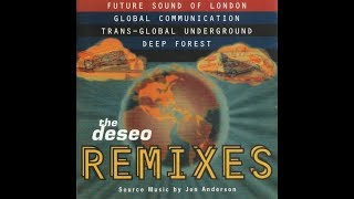 Jon Anderson - The Deseo Remixes (Full Album) IDM, Techno, Downtempo, Ambient, New age