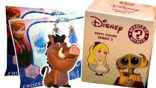 Набор игрушек Дисней и кукла из 'Холодного сердца' - Disney Blind Box and Frozen Surprise Toys