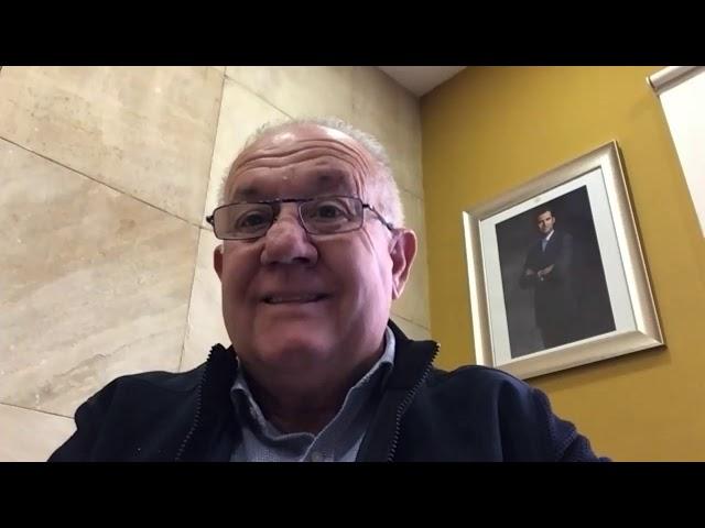 Sebastián Cañadas alcalde de Mutxamel nos detalla las medidas adoptadas con motivo del coronavirus