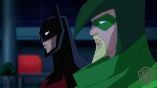 Batman Unlimited - Отрывок 1