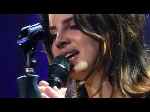 Lana Del Rey - Love - O2 Academy Brixton - 24.07.17