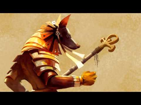 Divine Sphere - Anubis Theme (Egyptian Techno Style) 2007
