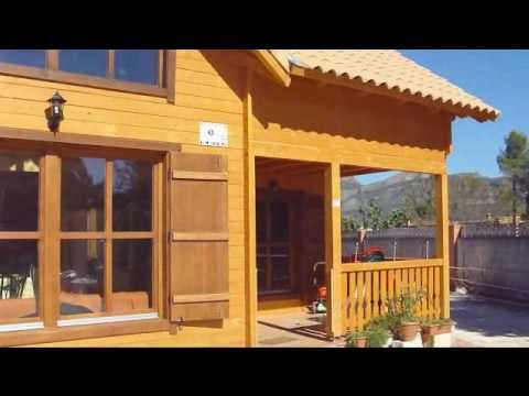 Infomader modelo adelaida youtube - Infomader casas de madera ...