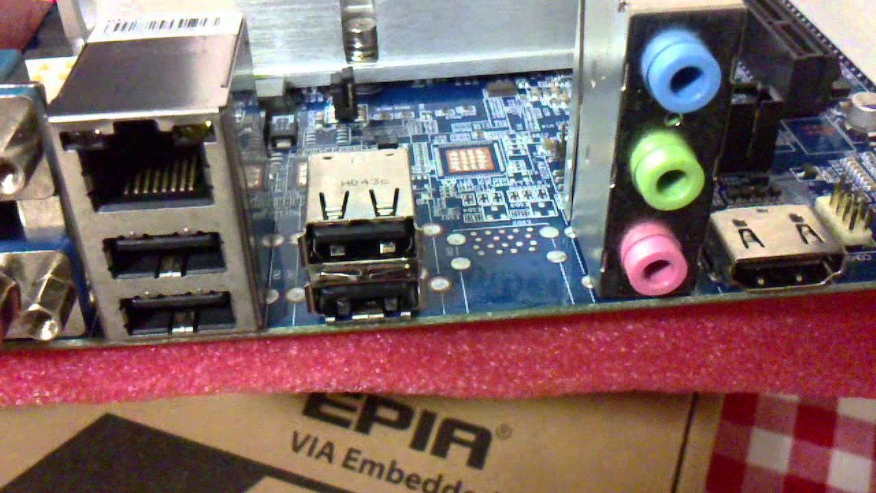 VIA EPIA-M900 WINDOWS 7 64 DRIVER