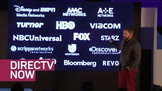 AT&T debuts DirectTV Now live-streaming service (CNET News)