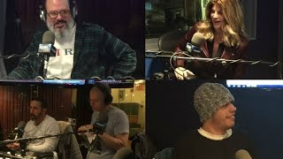 Opie & Jim Norton - Rich Vos, Pete Davidson, David Cross (01-06-2016)