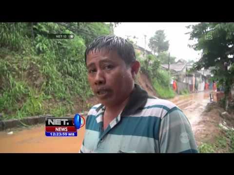Longsor Akibat Hujan Deras Semalaman di Sukabumi - NET12 Mp3