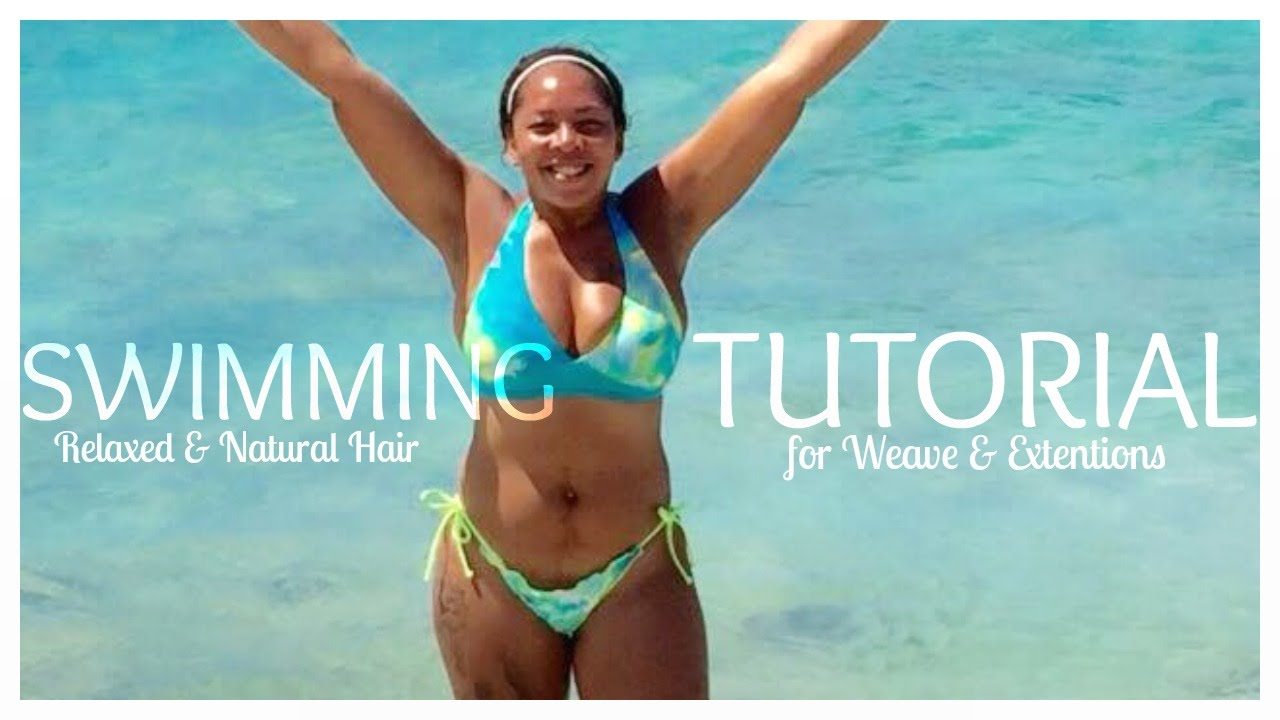 How to style your weave while swimming youtube pmusecretfo Images