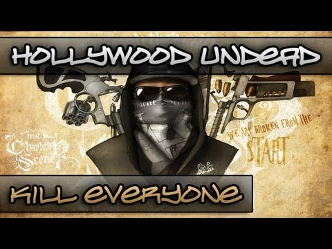 Hollywood Undead - Kill Everyone [Legendado] ᴴᴰ