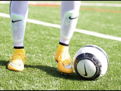 Como colocar e prender caneleira de futebol de forma fácil! Peladeiro Nike f449f9c96acfb