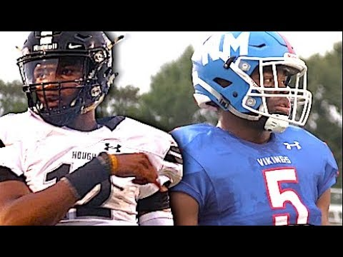 Instant Classic !! 🔥🔥 Hough v North Mecklenburg | NC High School Football