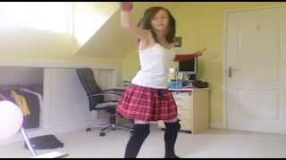 One of Beckii's most viewed videos: 男女 Danjo Dance cover by xBextahx